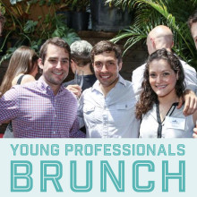 2016 young professionals brunch
